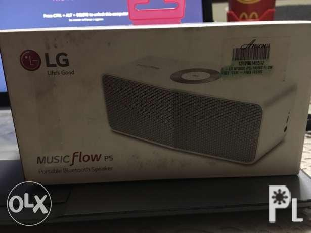 LG Music Flow P5 Bluetooth Speaker for Sale in Antipolo City