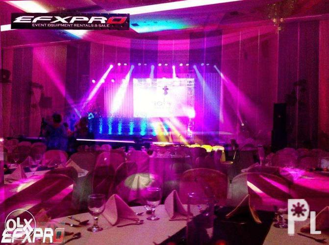 Light Sound Led wall Stage Trusses Djs for Sale in Caloocan