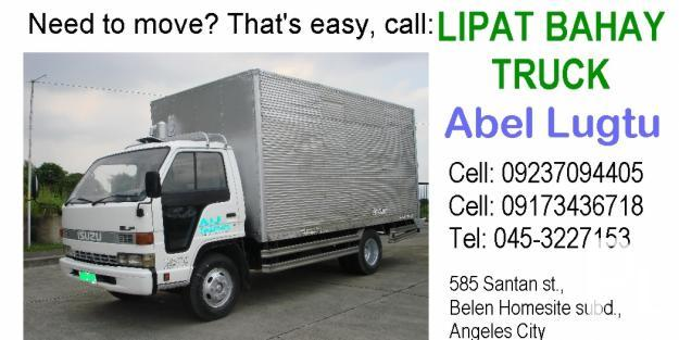 Truck For Rent >> Lipat Bahay Truck For Rent Angeles City In Angeles City Central