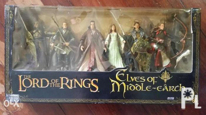 Lord of the Rings: Elves of Middle Earth Pack