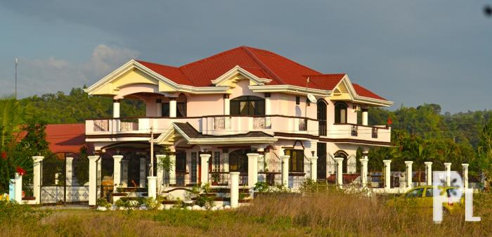 Mansion style house for sale 7 bedrooms bauang la union for 7 bedroom house for sale