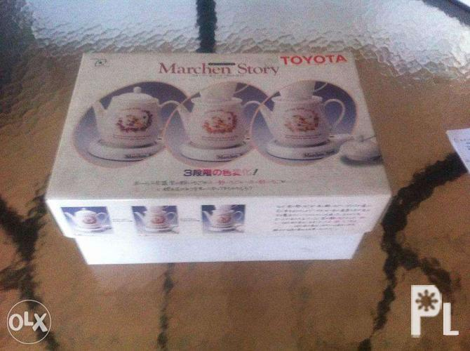 Marchen Story Coffee Maker 08 liter with Maruyama