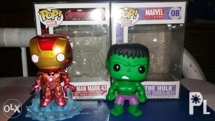Marvel Super Heroes Funko Pop Toys