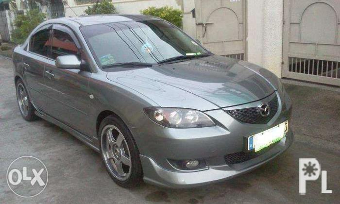 Mazda 3 accolade ings1 kenstyle knight sports bodykit
