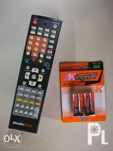 Mediacom Remote Control for Sale in Meycauayan City, Central Luzon