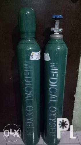 Medical Oxygen Tank 20LBS We have Refill Sale Rent for Sale