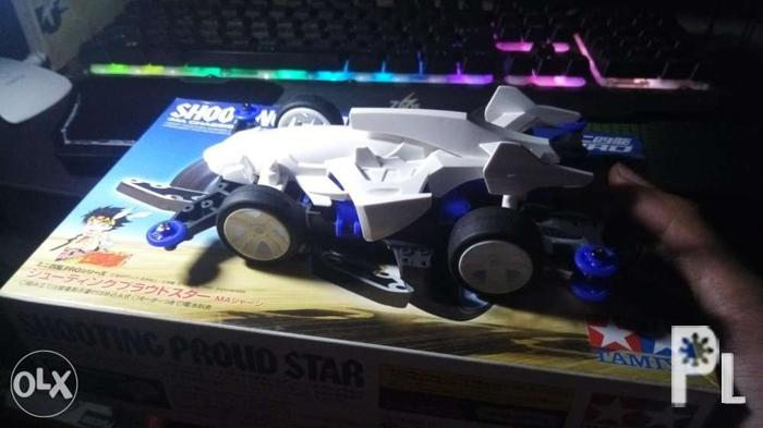 mini 4wd shooting proud star trusted tamiya for sale in quezon