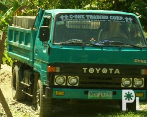 Mini dump truck for rent ? Cagayan de Oro City