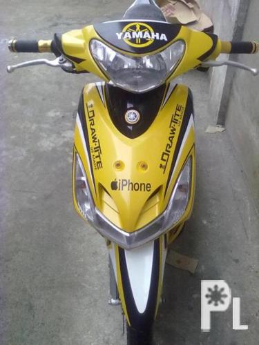 Yamaha mio replica by team west jon s design you