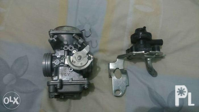 Mio stock carb and block