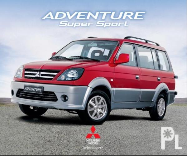 Mitsubishi Adventure Super Sport