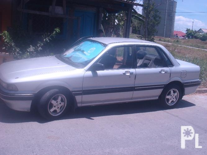 Mitsubishi galant 90 for sale or swap ? Lipa City