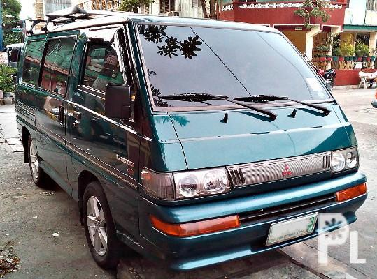 Mitsubishi L300 Exceed 1997 MT Gas, Makati City