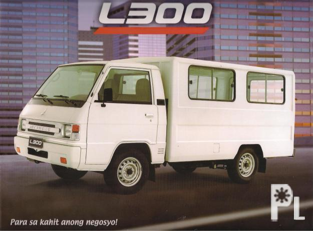 Mitsubishi L300 Fb Deluxe / Exceed in Manila, National Capital Region