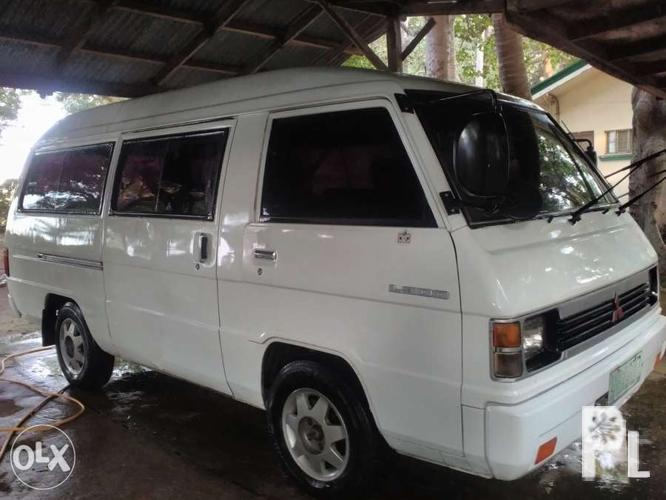 bfb3d05f185cde Mitsubishi .L300 Versa Van for Sale in Naic