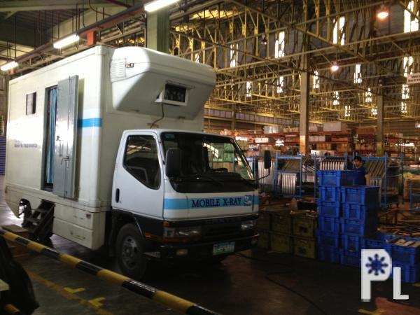 mobile x ray van for sale in the philippines