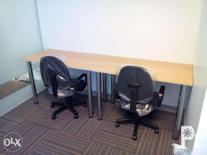 Modern Steel Legs Office Partition For Sale In Quezon