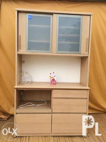 Modern Wooden Kitchen Cabinet Japan Surplus Affordable Furniture For Sale In Malolos City