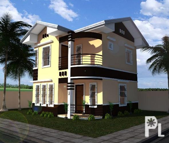Modern ZEN House designs with interior and exterior designs Batangas City for Sale in Batangas