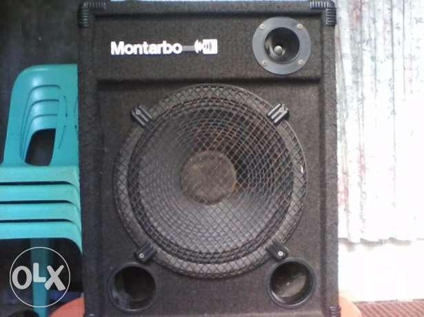 montarbo trio mosfet amplifier for Sale in Manila, National Capital