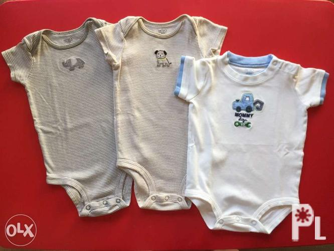 Mothercare Carters onesies rompers joggers baby clothes