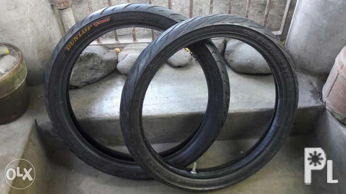 Motorcycle Tire (Dunlop & IRC) for Sale in Talavera, Central Luzon
