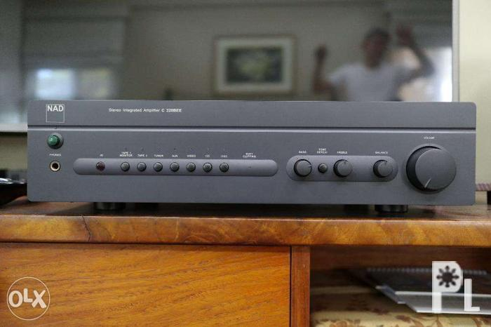 NAD C320BEE Integrated Amplifier for Sale in Quezon City, National