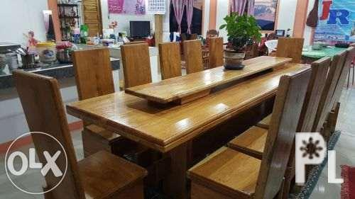 narra dining table for sale in Bicol Region Classifieds & Buy and ...