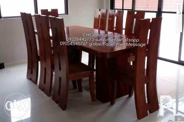 Image gallery for Narra modern dining set | AmericanListed.com