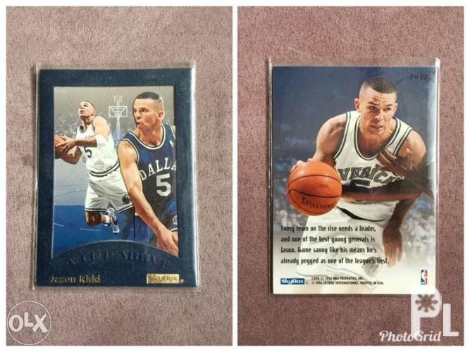 NBA Cards 1996 to 1997 all mint
