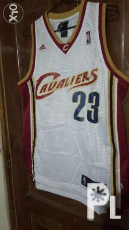 8408b31a9803 nba jersey lebron james rookie home jersey for Sale in Pasig City ...