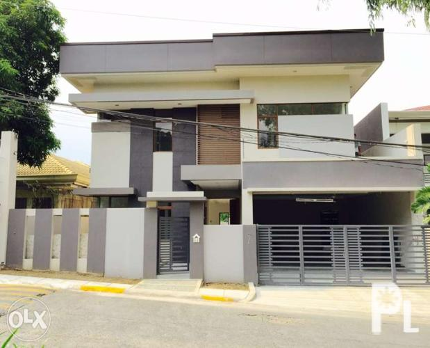 New 6 bedroom house for sale filinvest 2 capitol homes for 6 bedroom house for sale