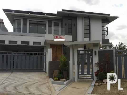New modern house for sale in quezon city national capital for Modern house quezon city