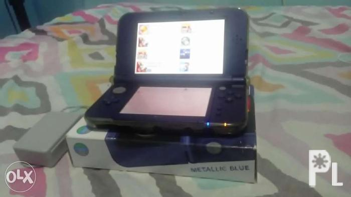 New Nintendo 3ds XL (CFW)
