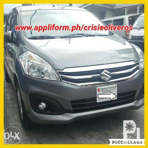 New Suzuki Ertiga Ga Gl Glx Low Dp Promo For Sale In