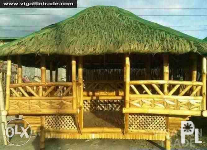 Nipa hut maker bahay kubo for sale in bacoor calabarzon for Garden hut sale