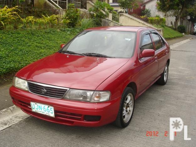 NISSAN SENTRA S3 SUPER SALOON 96 MODEL