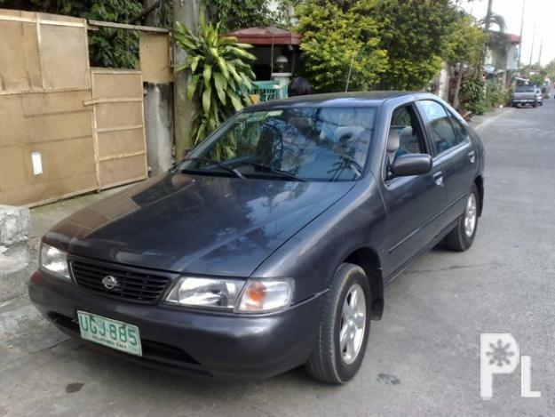 NISSAN SENTRA SUPER SALOON 96 MODEL (Manual)