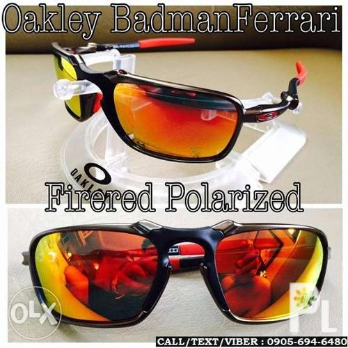 a07681c7c48 Oakley Sunglasses Badman Polarized for Sale in Angeles City