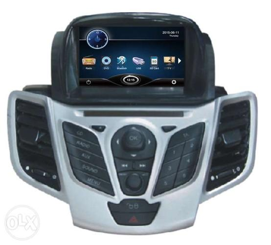 Oem Ford Ecosport Head Unit Stereo Radio Touch Screen With Gps Dvd