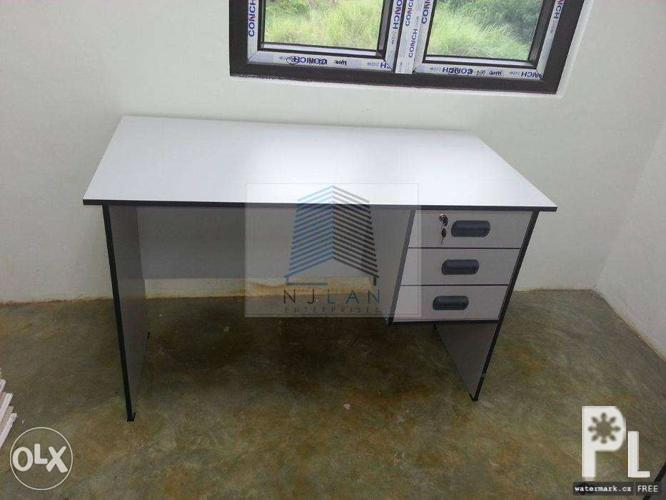Office Furniture Ot 125 Fst Table With Side Fixed