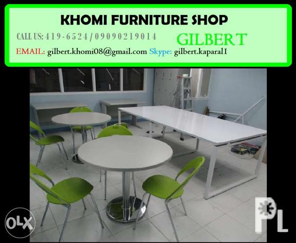 Office Tables Chairs Khomi Furniture Shop For Sale In Quezon City National Capital