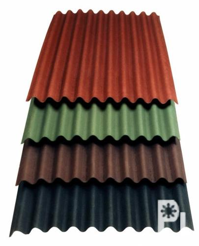 ONDULINE.....the best roofing material!
