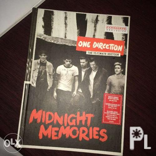 One Direction (1D) Midnight Memories Album for Sale in