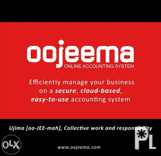 Oojeema Cloud Based Accounting System