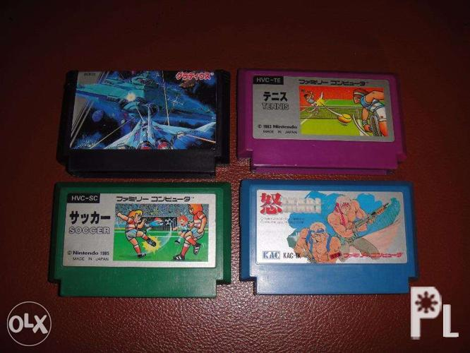 Original family computer games for sale for Sale in Manila