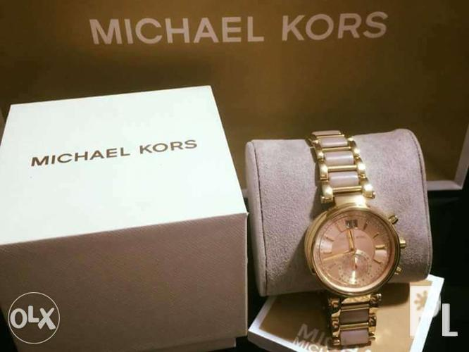 Original Michael Kors Sawyer MK 6360 Watch