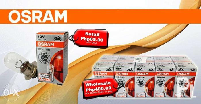 Osram Bulb for Motorcycle