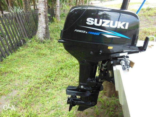 Outboard Suzuki DT 30 S 30 Hp 2 Stroke boat engine for Sale in