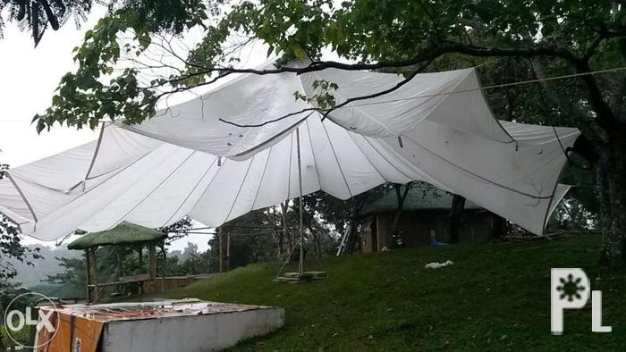Outdoor parachute tent Rental and sales & Outdoor parachute tent Rental and sales for Sale in Tagbilaran ...